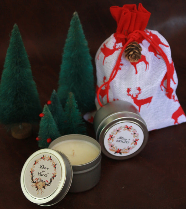 Holiday Tin Gift Set