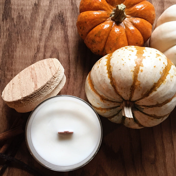 Pumpkin + Ginger FALL Limited Edition - Peripeti Candles, Candle - Soy Candles, Peripeti Candles - Peripeti Home, Peripeti Candles - Peripeti Candles