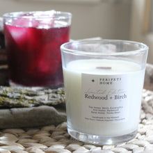 Limited Edition Soy Candle + Drinking Glass!