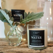 Water Candle + Refill: 100% of your purchase goes to providing clean water!