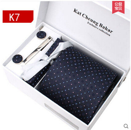 Men's Wide Tie Box Set
