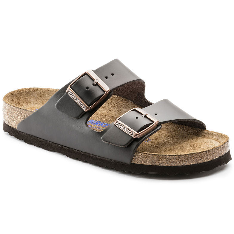 Birkenstock Arizona Smooth Leather, Brown