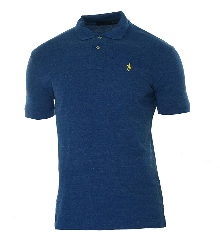 21cfef7ae Polo Ralph Lauren Men's Classic-Fit Mesh Short sleeve Polo | Top ...