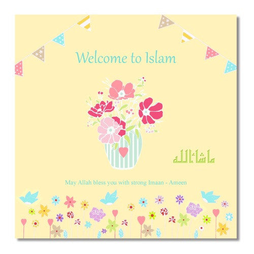 Welcome To Islam - PS27