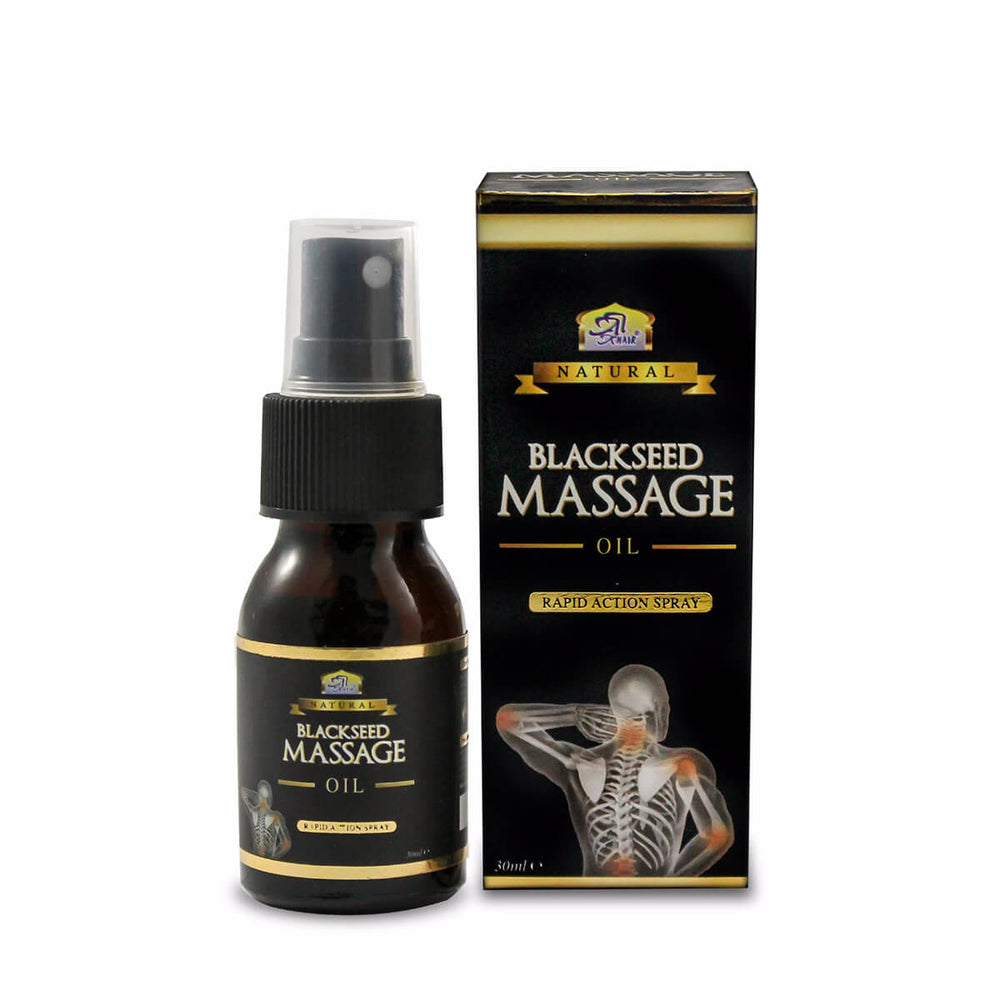 AL KHAIR Blackseed Massage Oil 30ml