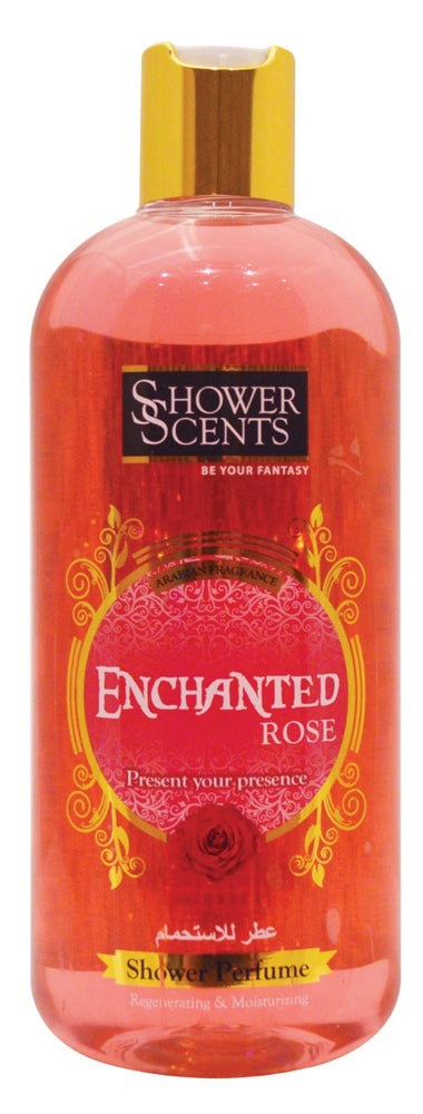 SHOWER SCENTS Perfume Gel Enchanted Rose 250ml