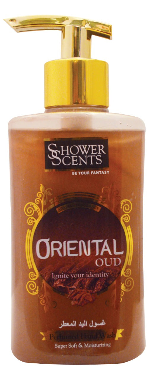 SHOWER SCENTS Hand Wash Oriental Oud 250ml