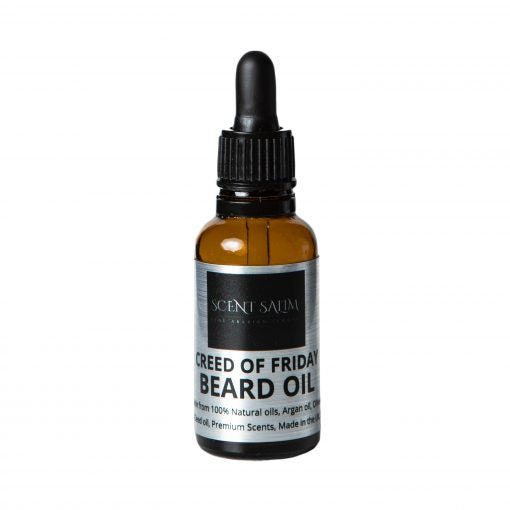 SCENT SALIM Creed of Friday Beard Oil 30ml
