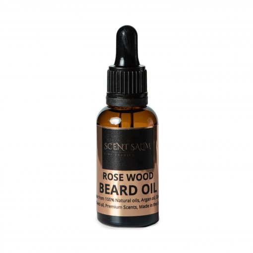 SCENT SALIM Rose Wood Beard Oil 30ml