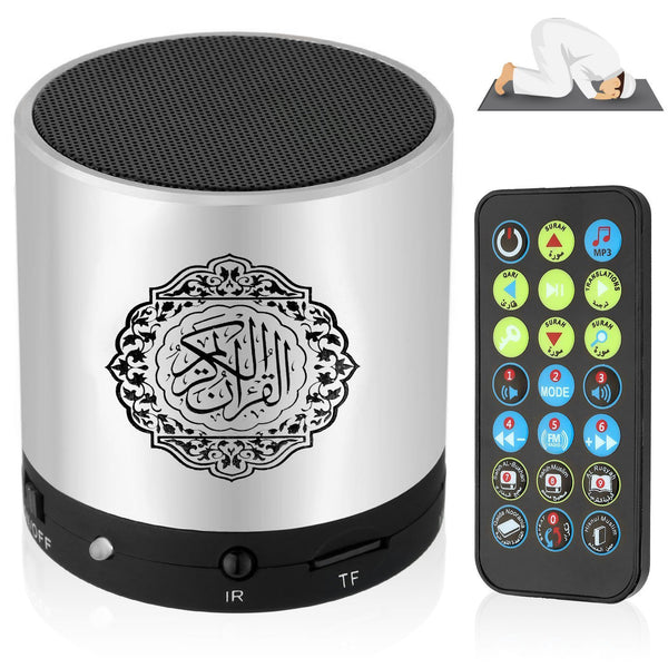 Portable Quran Speaker with Remote Control