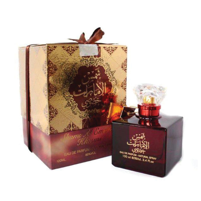Shams Al Emarat Khususi Perfume Spray 100ml EDP