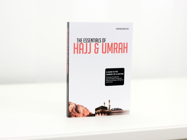 The Essentials Of Hajj and Umrah Travel Book Guide