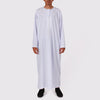 Omani Tassel Thobe Saudi Jubba Boys White or Black