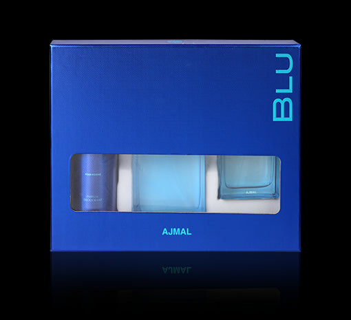 BLU GIFT SET - FOR MEN BY AJMAL