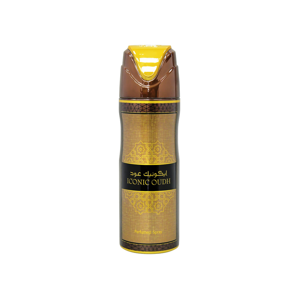 Lattafa Iconic Oudh Deodorant Spray 200ML