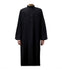 Qatari Collar Thobe Arab Saudi Jubba - Mens White or Black