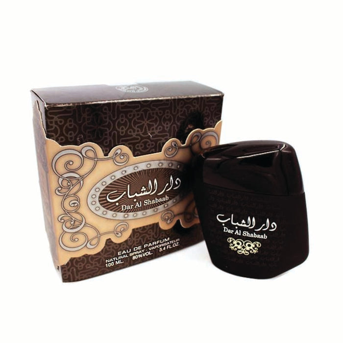 Dar Al Shabaab Perfume Spray 100ml EDP