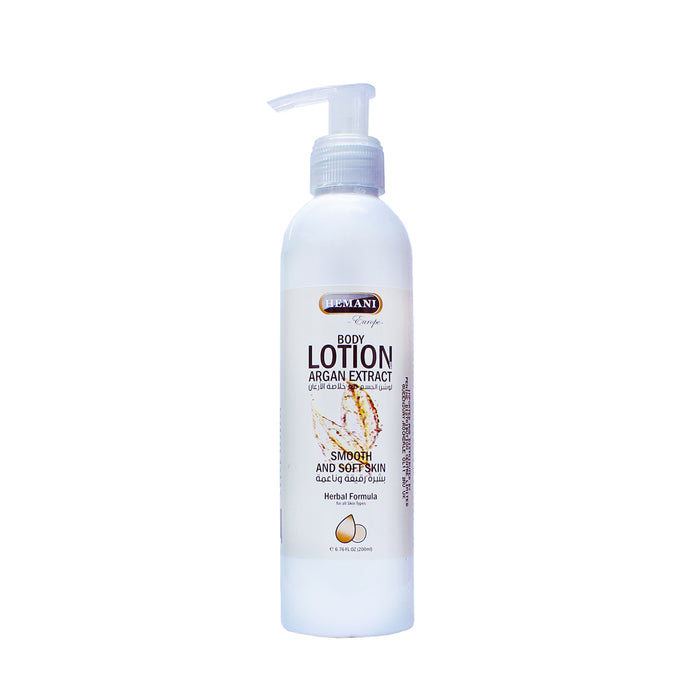 Body Lotion with Argan Extract 200ml