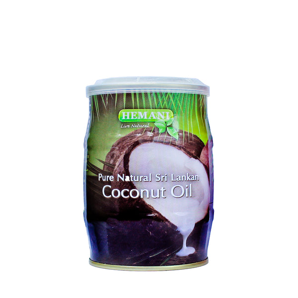 Pure Sri Lankan Coconut Oil 400ml