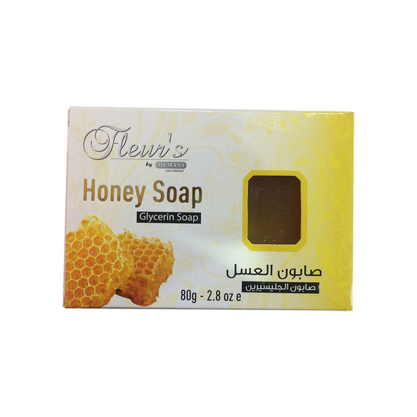 HEMANI Glycerine Honey Soap 80g