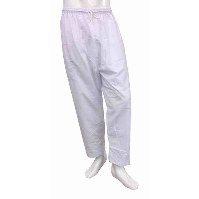 White Jubba Trousers