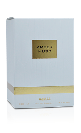 AJMAL Amber Musc Eau de Parfum Spray 100ml