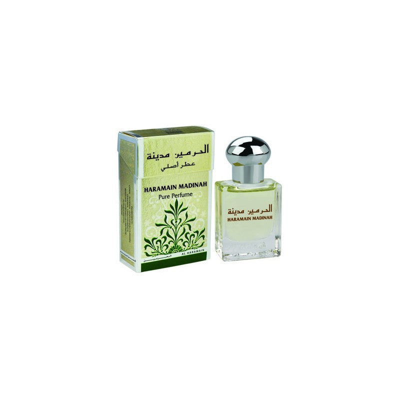 AL HARAMAIN MADINAH 15ML ROLL ON