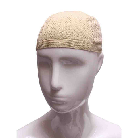 PRAYER HAT BEIGE