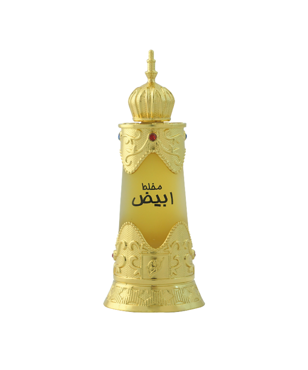 AFNAN Mukhallat Abiyad 20ML Concentrated Perfume Oil