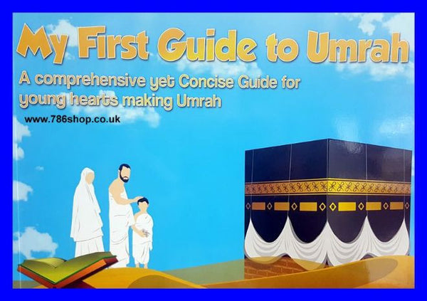 My First Guide To Umrah Book