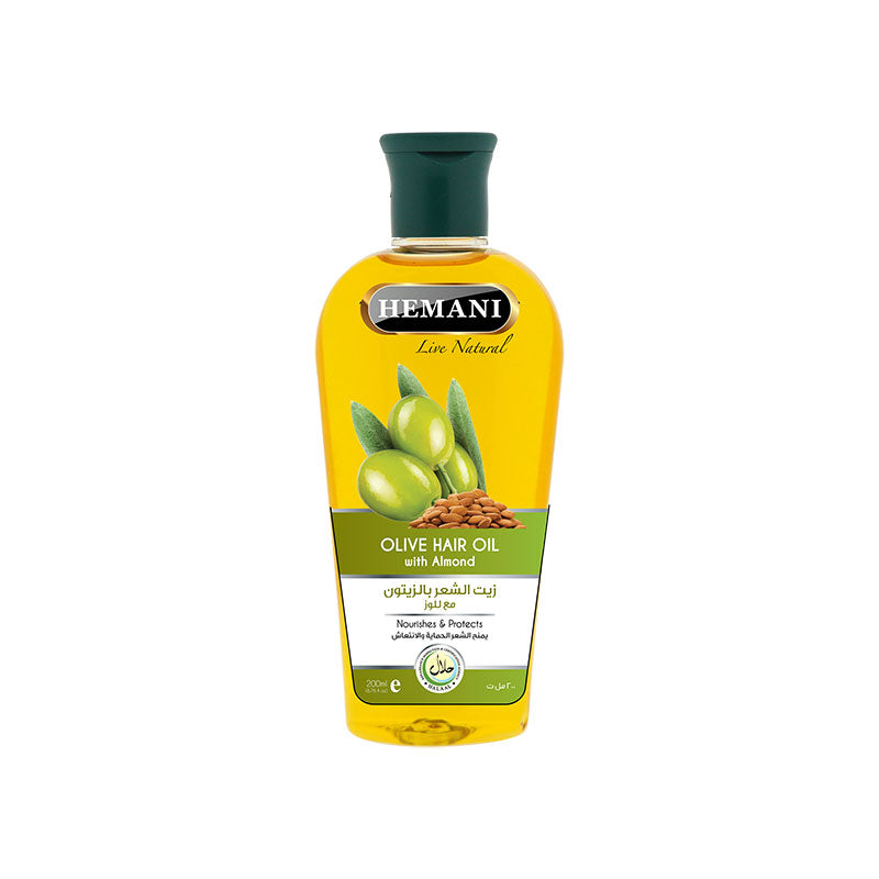 HEMANI Olive Hair Oil 200ml