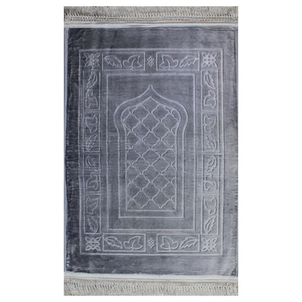 Luxury Soft Large Thick Prayer Mat 3 Colours
