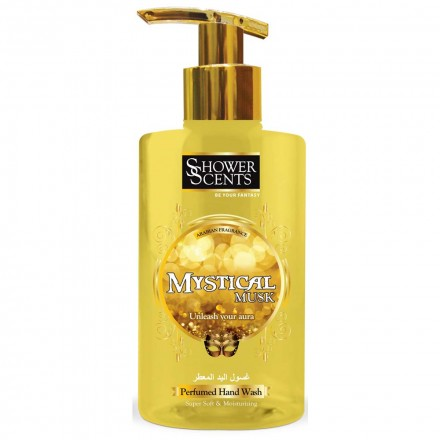 SHOWER SCENTS Hand Wash Mystical Musk 250ml