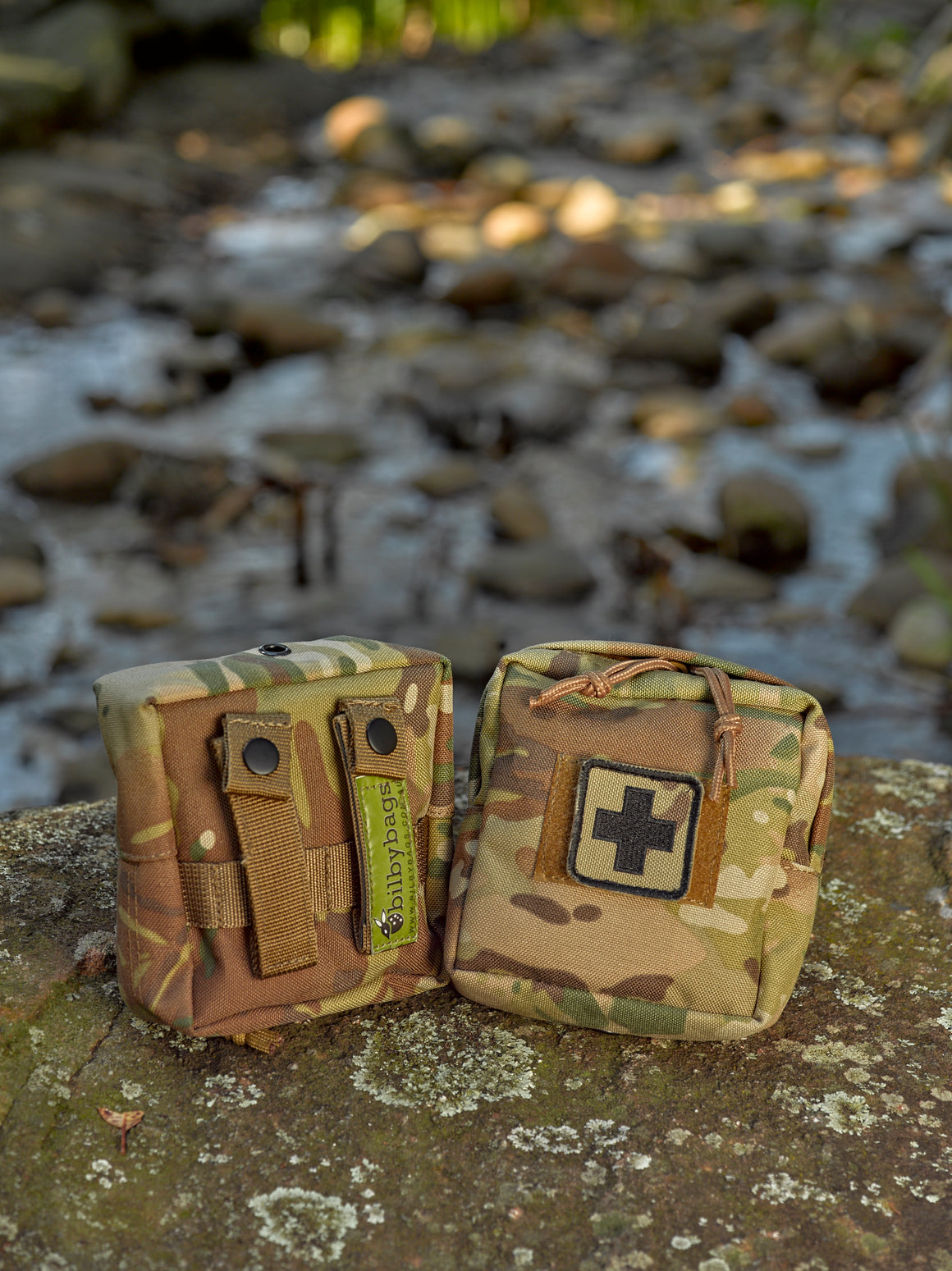 First Aid Molle Pouch  - Empty
