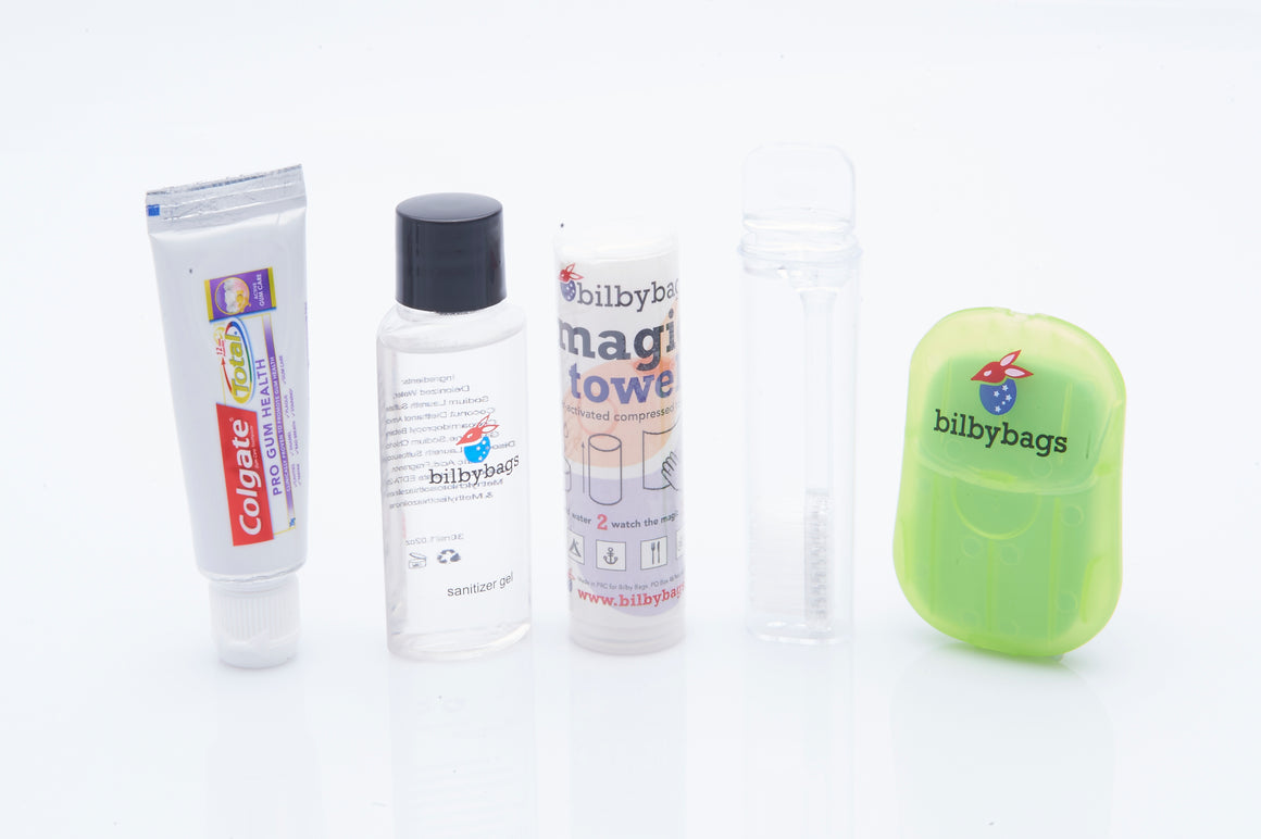 Toiletry Bag Refill Set