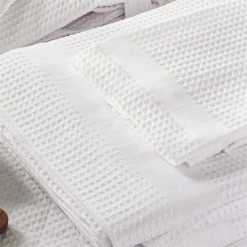Egyptian Cotton Spa Towels by Bellora - White -