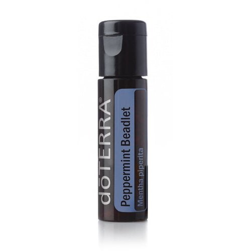 DoTerra Peppermint Beadlet Essential Oil blend - 125 ct. -