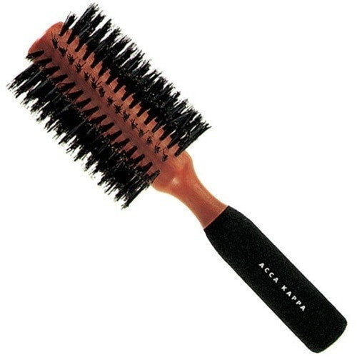 Professional Brush w/ boar bristles and foam handles-2.75