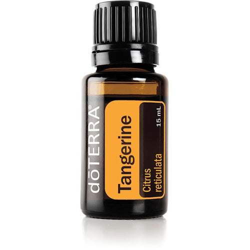DoTerra Tangerine Essential Oil blend - 5 mL.