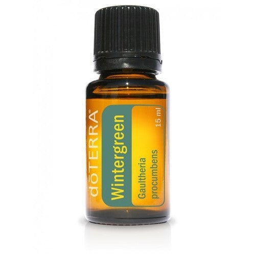DoTerra Wintergreen Essential Oil blend - 15 mL.