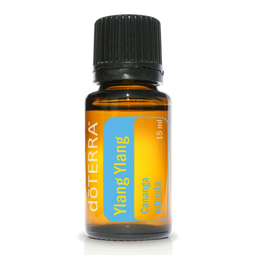 DoTerra Ylang Ylang Essential Oil blend - 15 mL.