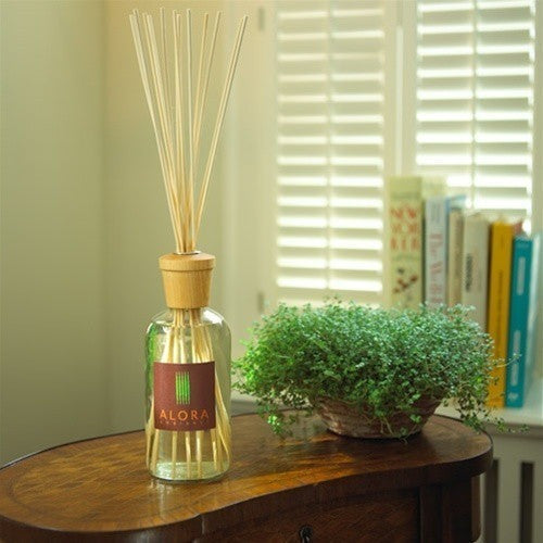 Alora Ambiance VERDE Reed Diffusers