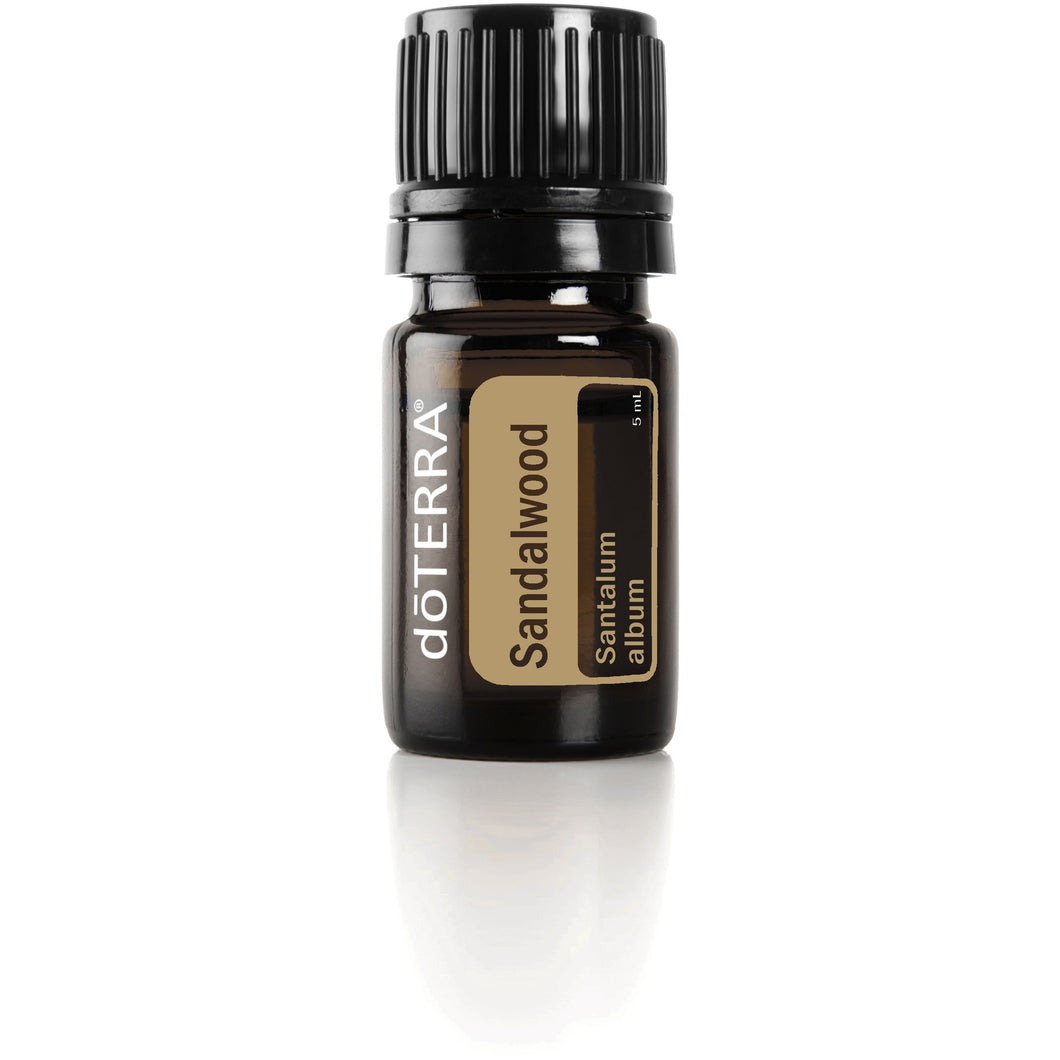 DoTerra Sandalwood Essential Oil blend - 5 mL.