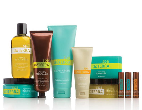 Total dōTERRA SPA Kit