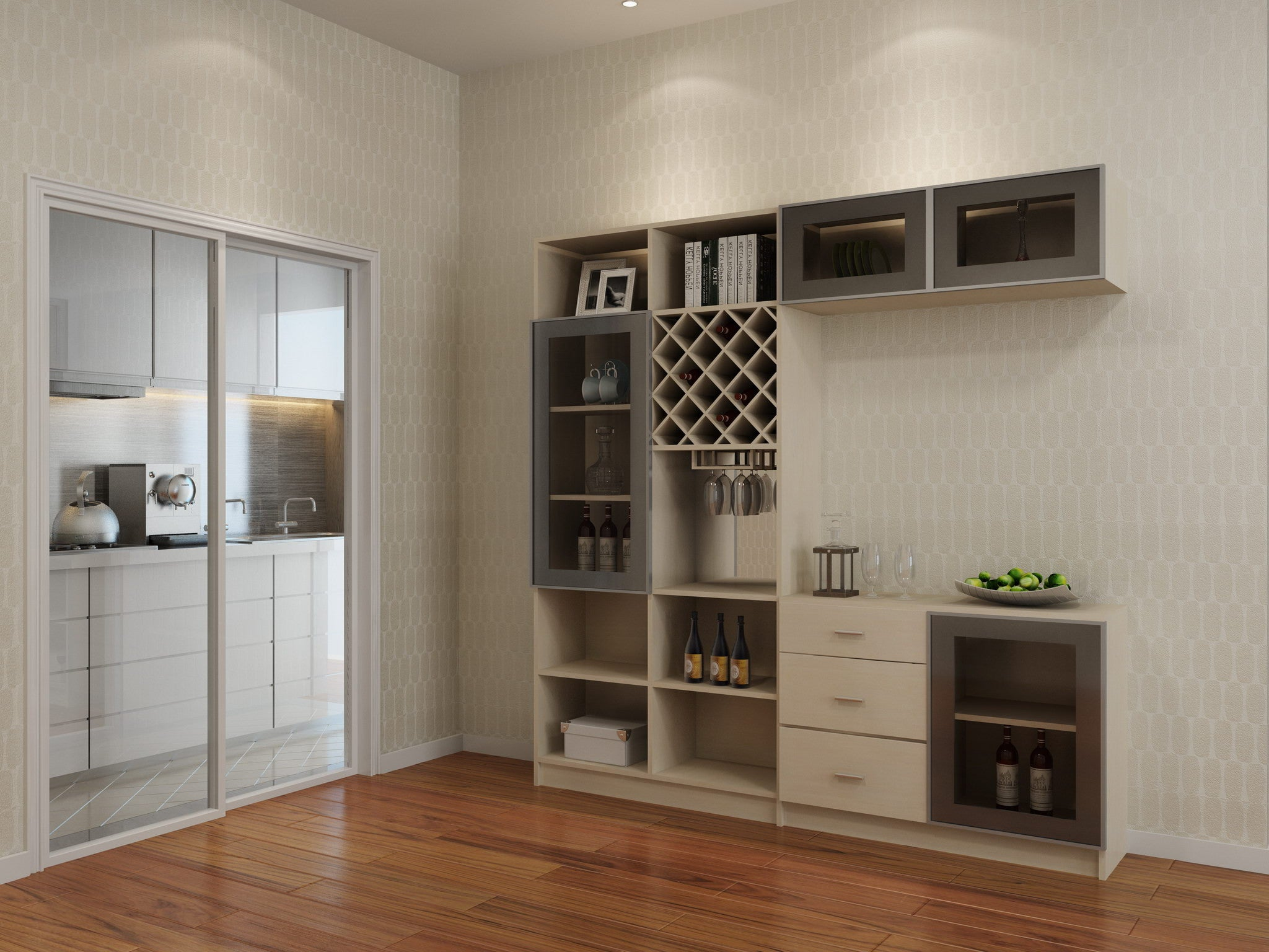 Dining Display Cabinet Ideas