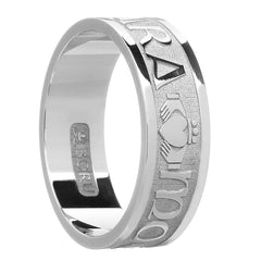 Men's Mo Anam Cara Wedding Band Ring
