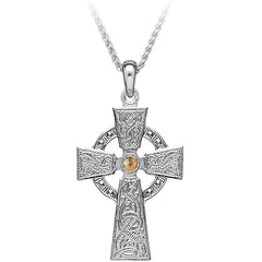 Jewelry featuring the Celtic Cross