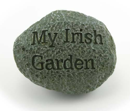My Irish Garden Palm Stone