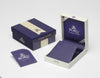 irish tie tac presentation box gift packaging