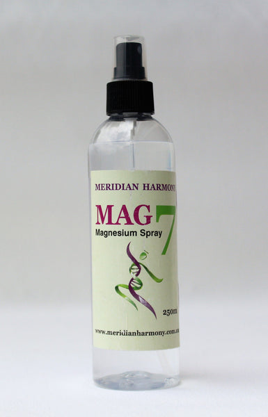 Mag 7 Non Irritant Magnesium Spray 250ml